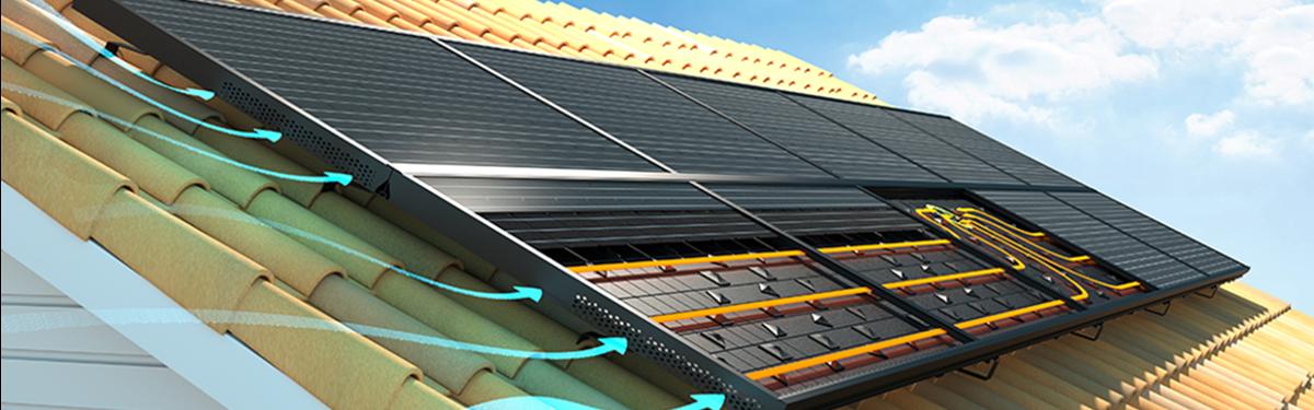 Panneaux aérovoltaïques : R-VOLT